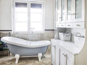 Мебель для ванной в стиле Прованс 1