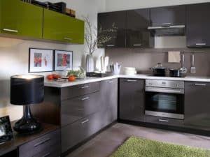 Цветовые решения дизайна кухни 1