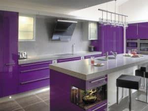 Цветовые решения дизайна кухни 2