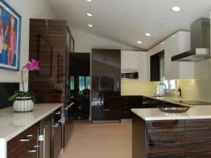 Цветовые решения дизайна кухни 3