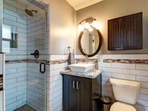 Планировка для большой ванной комнаты 2