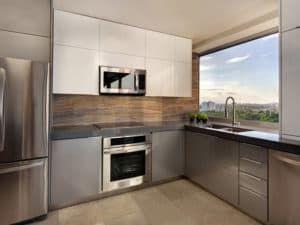 Кухня в стиле минимализм 2
