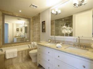 Зеркала в ванной комнате 3
