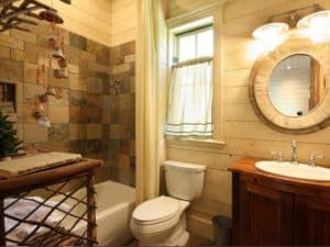 Отделка ванной комнаты 2