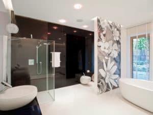 Зонирование ванной комнаты 2