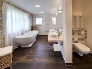 Зонирование ванной комнаты 3