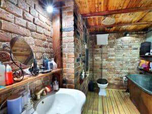 Дизайн ванной комнаты в стиле лофт 3
