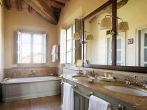 Ванная комната в стиле прованс 3