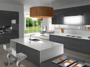 Стильная современная кухня фото 2