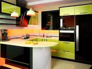 Идея интерьера кухни фото 1