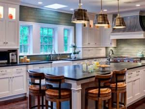 Идея интерьера кухни фото 3