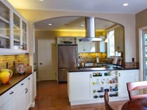 Зонирование на кухне 3