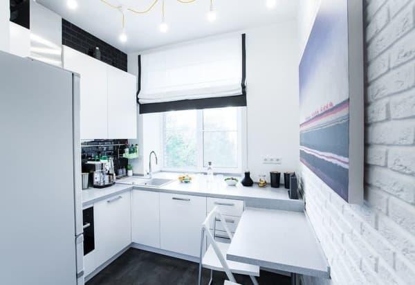 кухня в 6 кв.м.