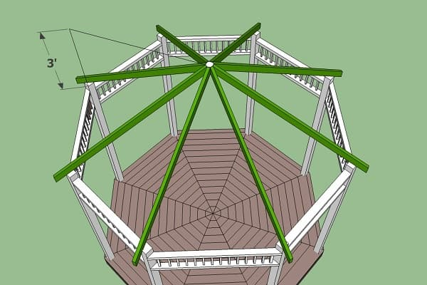 Восьмиугольная
