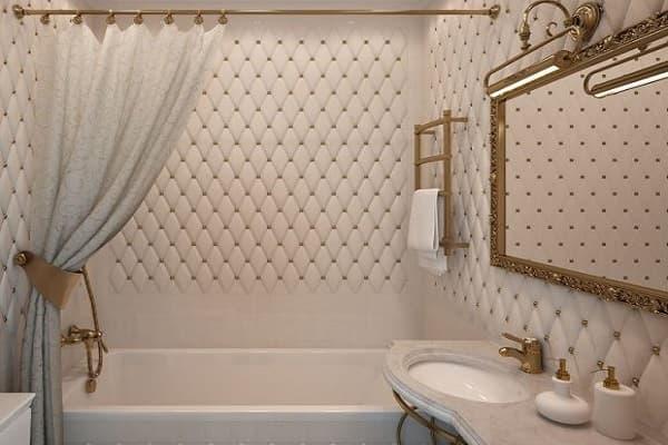 Изысканная ванна